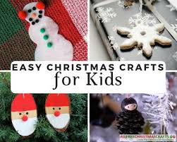 37 really easy crafts for allfreechristmascrafts