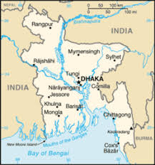 map of cities list of cities and towns in bangladesh