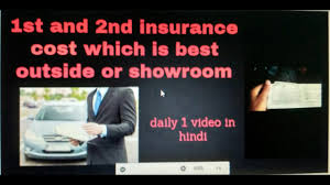 renault cost renault kwid 1st and 2nd insurance cost which is best showroom
