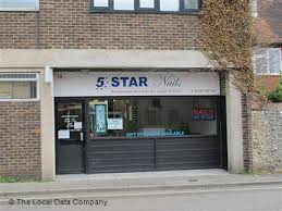five star nails on old market avenue nail salons in chichester