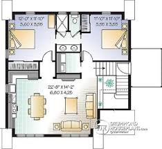 floor plans for garage apartments house plan w3933 detail from drummondhouseplans