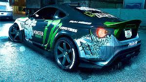 jeep monster energy need for speed racing with subaru brz rocket bone monster energy