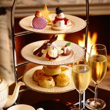 the best christmas afternoon teas in london christmas things to