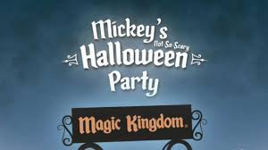 mickey u0027s not so scary halloween party at the magic kingdom part
