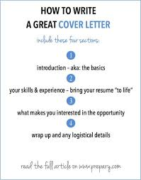 standout cover letter quick tips quick and easy cover letter