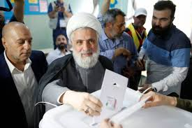 heure de fermeture des bureaux de vote législatives naïm kassem fait état de négociations avec machnouk