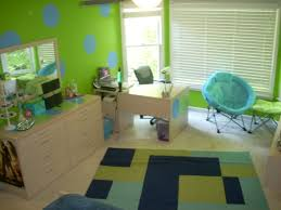 green and blue bedroom olivia wants a lime green room this one is kind of cute