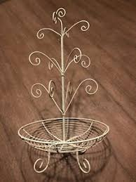 ornament tree metal stand display ebay