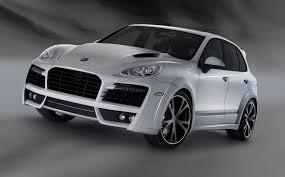 Porsche Cayenne Years - techart power kit for the porsche cayenne turbo european car