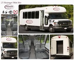 Luxury Van Rental In Atlanta Ga 25 Passenger Mini Bus Rental In Atlanta Atlantic Limo