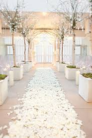 floral decor winter white wedding inspiration dfw events