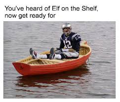 Boat Meme - goat on a boat you ve heard of the elf on the shelf know