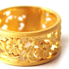 pretty gold rings images Prima gold japan ring pretty cosmos pure gold ring 24k pure gold jpg