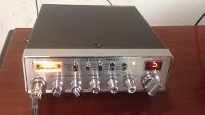 rádio px cobra 148 gtl youtube