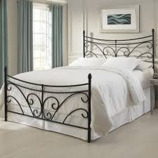 Costco Bed Frame Metal Beautifulueen Metal Frame With Hooks Costco Mattress Firm