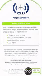 american airlines free wifi american airlines aa aircraft reference facts information pictures