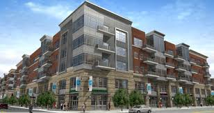 Condo Building Plans by Large Mixed Use Developments With Apartments Mixed Use Shops And