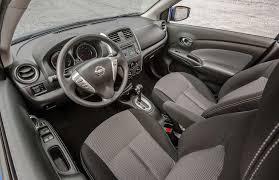 Nissan Sentra Interior Nissan Sentra Vs Nissan Versa Buy This Not That