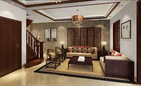Chinese Living Room Traditional Decorating Modern Chinese Interior Design Chinese