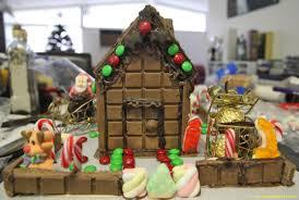 how to make a christmas chocolate house u2026mmm festivalgirl com au