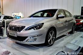 used peugeot 408 2016 my auto fest naza previews peugeot 408 sedan launching soon