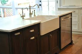 kitchen islands with dishwasher kitchen island designs with sink and dishwasher ideas small rustic