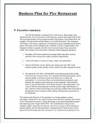 28 business plan template for a restaurant restaurant business
