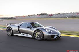 Porsche 918 Awd - road test 2014 porsche 918 spyder review