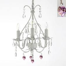 Chandelier Pink Buy Pink Chandeliers From Bed Bath Beyond