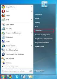 raccourci bureau windows 7 windows 7 ouvrir chaque dossier dans une nouvelle fenêtre clubic