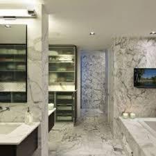 bathroom tv ideas luxury bathroom design with tv ideas and marble tiles tv ideas for