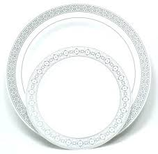 cheap wedding plates plastic dinnerware plastic dinnerware plastic