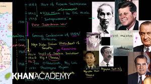 vietnam war the 20th century world history khan academy