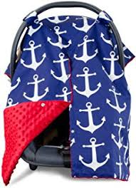 Anchor Decorations For Baby Shower Amazon Com Quilted Navy And White Nautical Anchor Theme Print