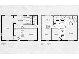 two story modular floor plans jefferson two story modular home 2 240 sf 4 bed 2 1 2 bath
