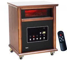 amish fireplace heater homebasix 120 v electric fireplace heater