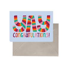Greetings Card Designer Jobs Greeting Card Yay Congratulations Engagement Card New Job Card