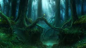 magical night wallpapers magical night forest wallpaper wallpaper studio 10 tens of