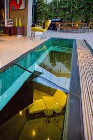 clear glass floor l decorations heavenly over water villa bedroom interior design with