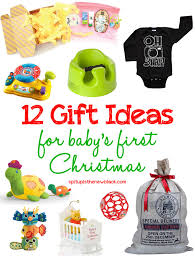 12 gift ideas for baby s first christmas spit up is the new black