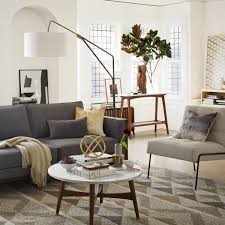 West Elm Pictures by Oswald Tufted Slipper Chair West Elm Uk