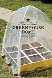 How To Build A Tent How To Build A Dome Greenhouse Empress Of Dirt