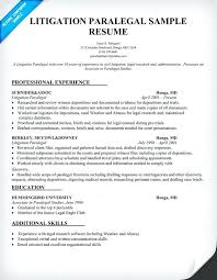 Resume For Legal Assistant Legal Secretary Resume Template Free Eliolera Com