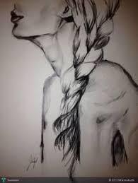 hair creative art sketching touchtalent com www touchtalent