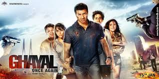 new film box office collection 2016 movie review ghayal once again movie review movie review