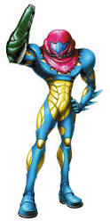Image of Metroid Fusion Suit
