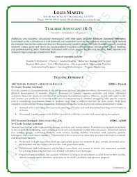 Free Resume Templates For Students With No Experience Resume Samples For Teachers With Experience Elementary Teacher