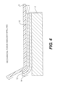 patent us20100311250 thin substrate fabrication using stress