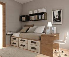 Teen Boy Bedroom Ideas by Small Bedroom For Kids With Study Table And Small Lampshade