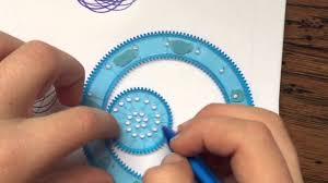 Cool Designs Cool Designs Spirograph Art Youtube